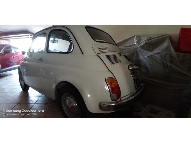 A Collezionisti Fiat 500 f del 1966 - 5/5