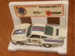 Modellino PORSCHE 935 TT Burago Die-Cast Metal Model, scala 1:24 ed altri modellini da collezione