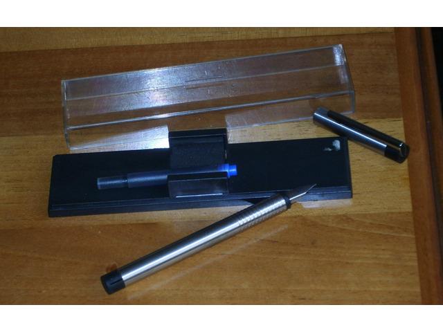 Penna stilografica LAMY LOGO nuova / SCONTO DEL 50% / ed altre penne e biro da collezione