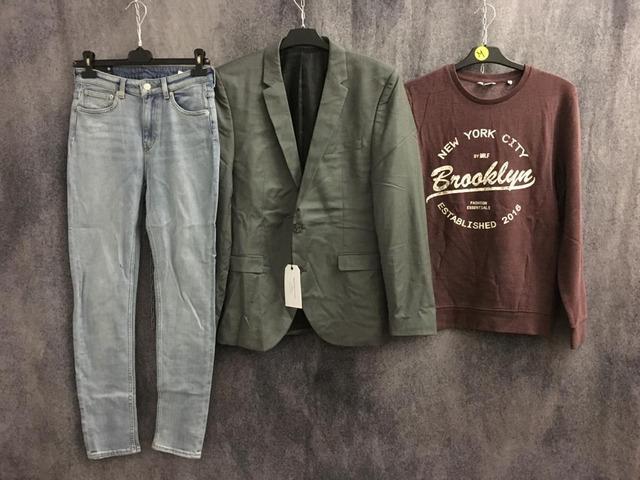 Stock di abbigliamento misto distribuzione Zalando - 5