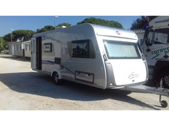 Caravan Burstner Averso Fifty 500TK