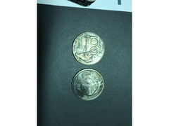 2 monete 100 gold