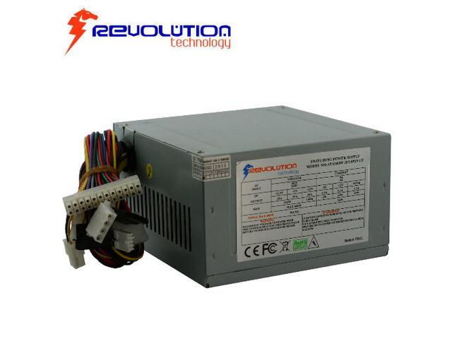 Alimentatore per Computer 600Watt Revolution Technology