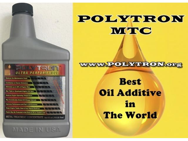 Il concentrato per la lavorazione di metallo POLYTRON MTC (additivo per olio POLYTRON MTC)