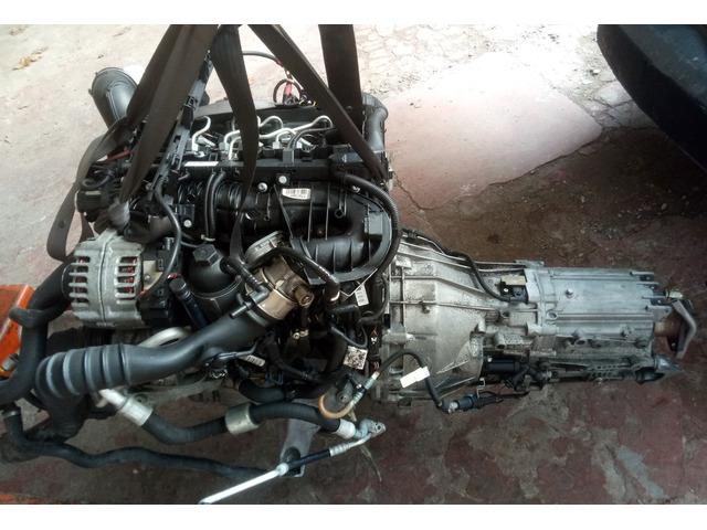 Motore BMW 320D E90 / E91 120D E87 N47D20A 177 cv