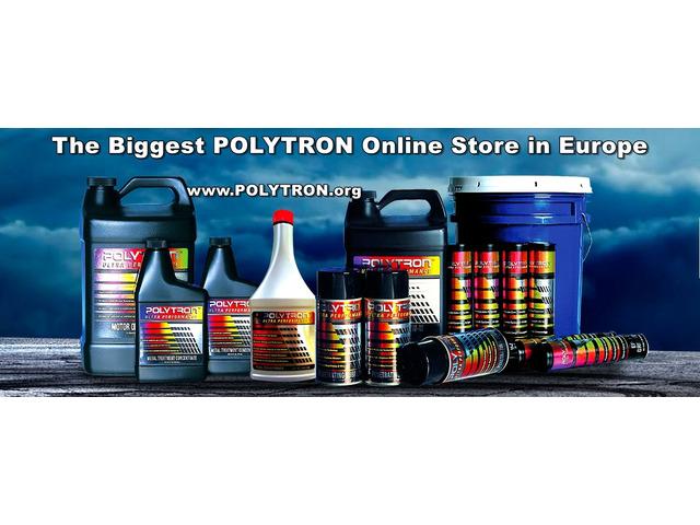 L` additivo per benzina e gasolio POLYTRON GDFC