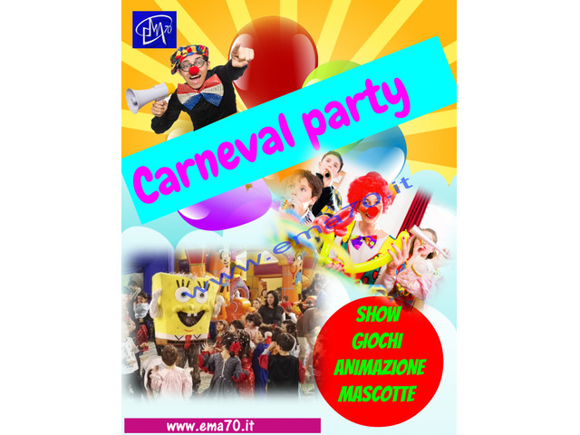 CARNEVAL PARTY 2020