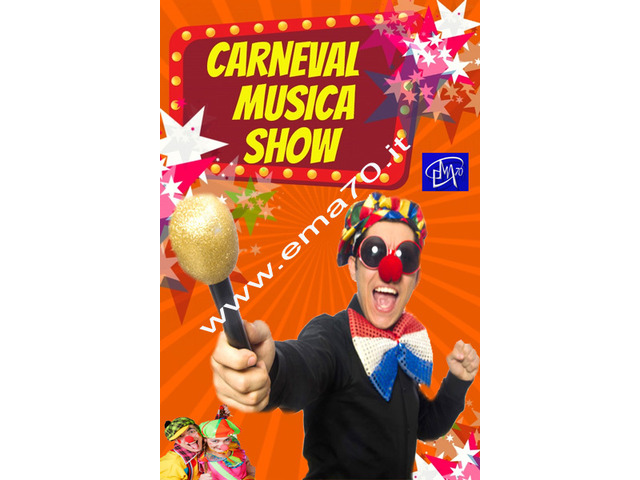CARNEVAL MUSIC SHOW 2020