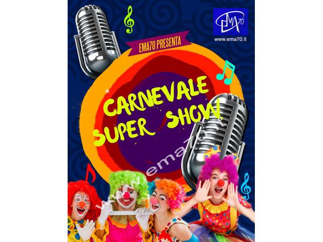 CARNEVALE SUPER SHOW 2020
