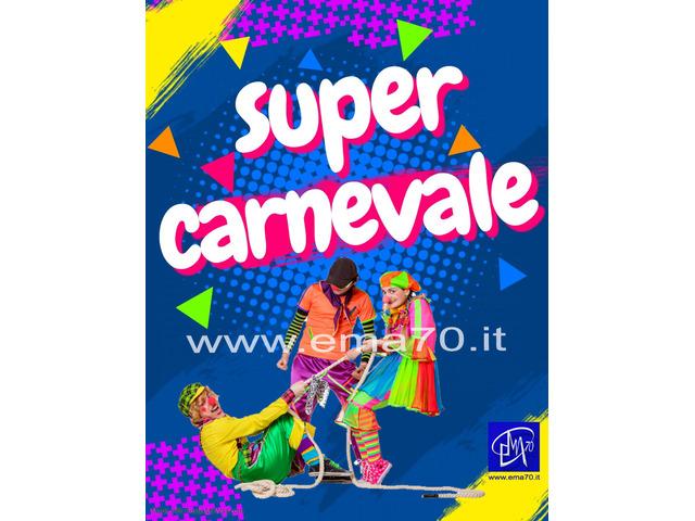 SUPER CARNEVALE 2020