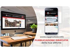 Pubblicazione gratuita attività commerciale