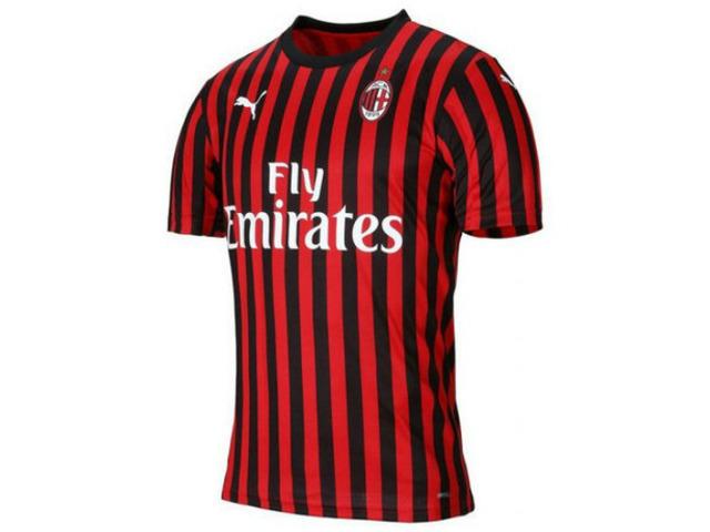prima maglia Milan 2020 - 1
