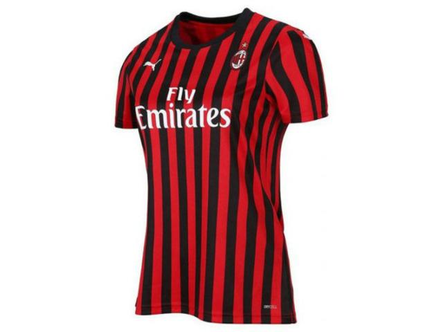 prima maglia Milan 2020 - 2
