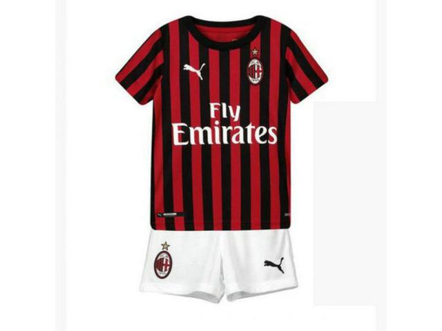prima maglia Milan 2020 - 3