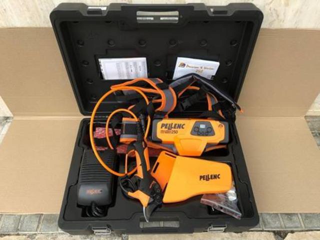 Forbice elettrica a batteria Pellenc Vinion 250 professionale Nuovo
