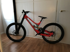 Bicicletta Specialized demo 8 carbon Tg.56 2018