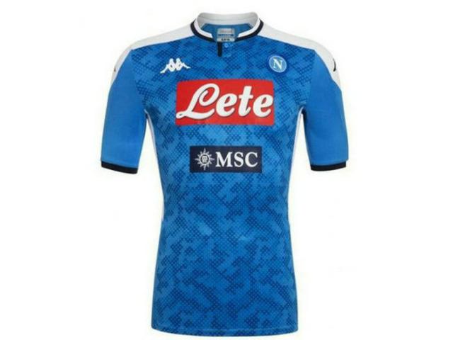 maglia Napoli 2020 prima