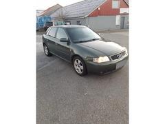 Audi A3,1,9-110 D 2001, 230000 km,