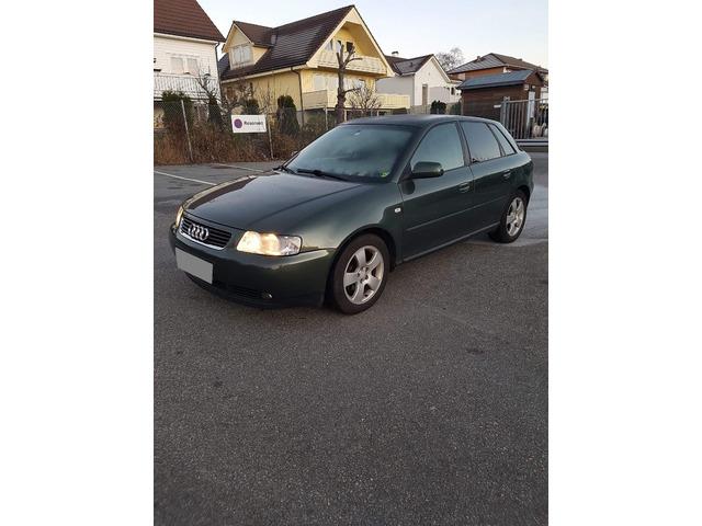 Audi A3,1,9-110 D 2001, 230000 km, - 2/2
