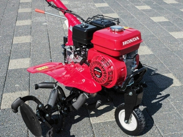 Motozappa Honda compatta FJ 500 piccone fresa per giardino Nuovo