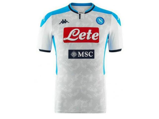 Maglia Napoli terza 2020