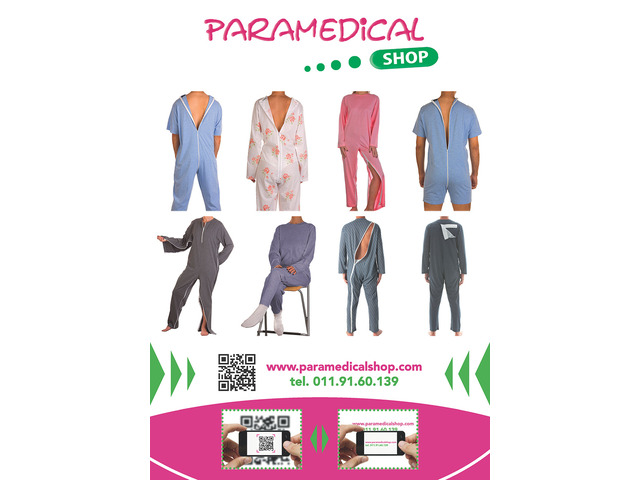 Pigiamoni interi per Anziani su Paramedicalshop