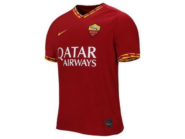 prima maglia Roma 2020