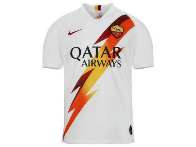 nuova maglia Roma 2020 seconda