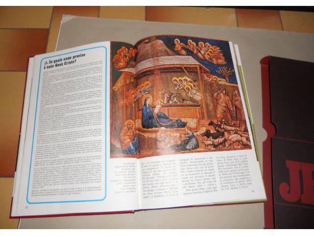 Jesus Storia di Cristo 1982-5 volumi