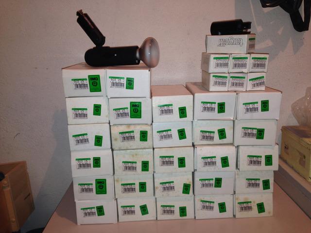 25 Lampade a riflettore OSRAM potenza 100 watt, attacco E27 - 4