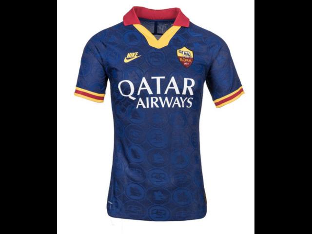 terza maglia Roma 2020