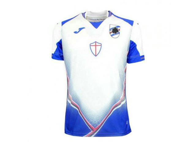 maglia Sampdoria 2019 2020 seconda