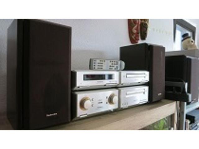 Set Hi-Fi -Technics SC HD-350