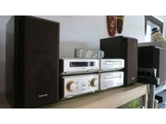 Set Hi-Fi -Technics SC HD-350