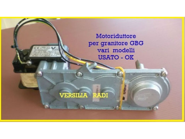 Motoriduttore granitore GBG