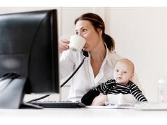 Mamme che lavorano