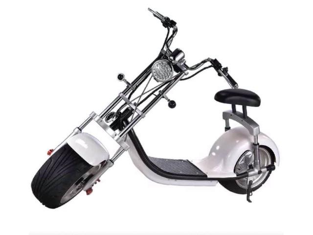 Citycoco Harley Sc 14 Modello: TARGATO - 2/6