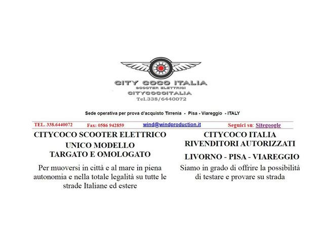Citycoco Harley Sc 14 Modello: TARGATO - 3/6