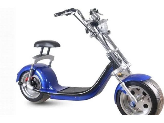 Citycoco Harley Sc 14 Modello: TARGATO - 4/6