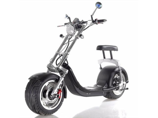 Citycoco Harley Sc 14 Modello: TARGATO - 5/6