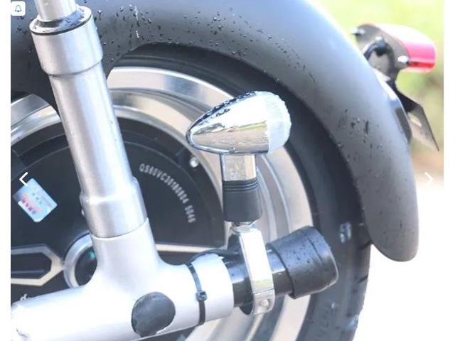 Citycoco Harley Sc 14 Modello: TARGATO - 6/6