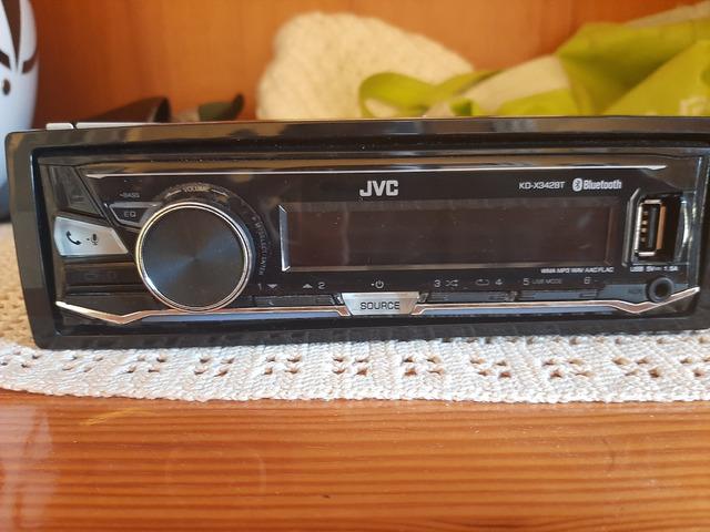 Stereo Jvc - 1