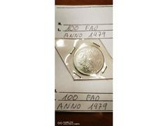 100 LIRE FAO ANNO 1979