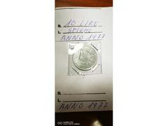 10 LIRE SPIGHE ANNO 1977