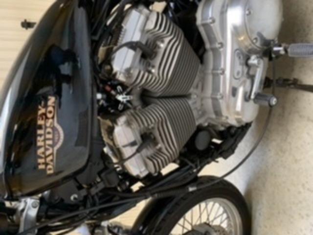 Harley 883 sportster XL solo 5000km
