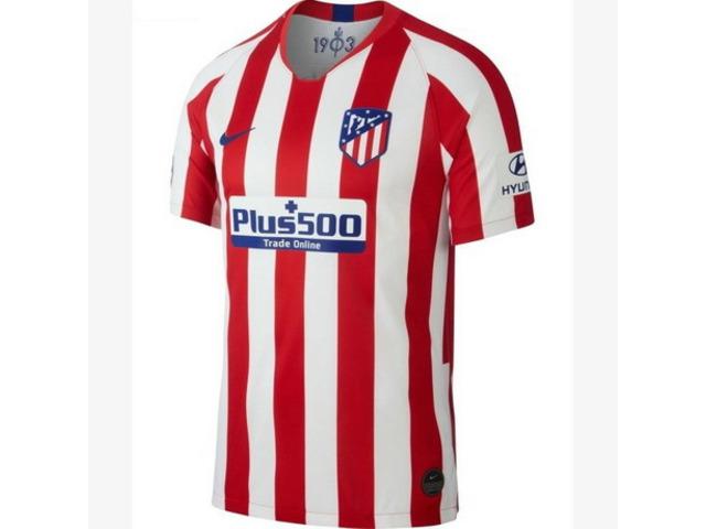 maglia Atletico Madrid prima 2019 2020