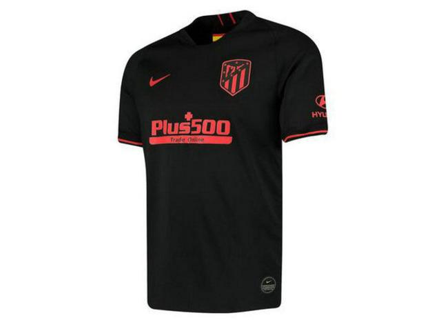 maglia Atletico Madrid seconda 2020