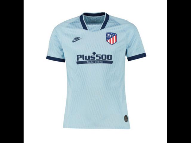 maglia Atletico Madrid 2020 terza