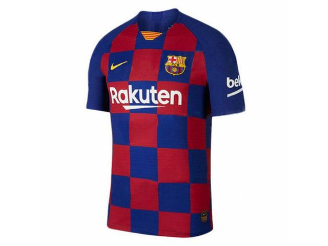 Nuova prima maglia Barcellona 2020