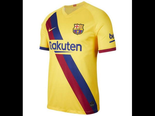 vendita seconda maglia Barcellona 2020